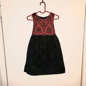 Just Alike Little Girls Party Dress